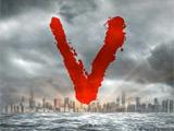 'V' casts Charles Mesure, Lexa Doig