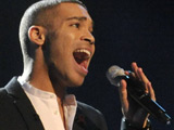 Danyl Johnson voted off 'The X Factor'