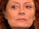 Sarandon 'not dating business partner'