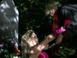 2724: Lydia stabs Zoe at Sarah's grave