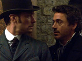 'Sherlock Holmes' was pitched as comic