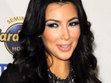 Kardashian and Bush 'not engaged'