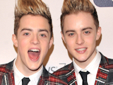 Cowell 'banned Jedward from Celeb BB'