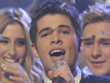 Joe McElderry wants uptempo songs