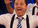 Chris Hollins, Ola Jordan win 'Strictly'