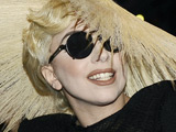 Lady GaGa 'parties with fans in New York'