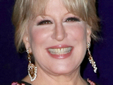 Midler makes Haiti donation during gig