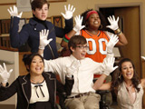 'Glee', 'Cleveland Show' for crossover
