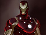 Iron Man unveiled as an Avenger