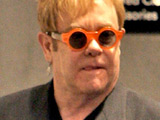 Elton John 'threw tantrum at Grammys'