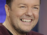 Gervais: 'I'm going to host Globes drunk'