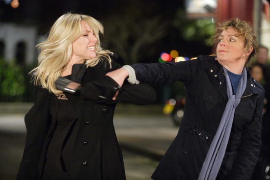 Potd Ronnie Lashes Out In Eastenders