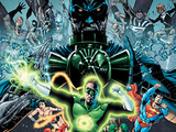 Green Lantern Corps' latest threat rises