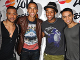 JLS Marvin 'struggles to trust girls'