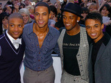JLS: 'Sending flirty texts is dangerous'