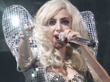 Lady GaGa 'given Grammy piano as gift'