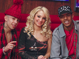 N-Dubz miss US label talks in snow delay
