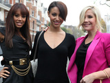 Sugababes 'proud' to help cancer charity