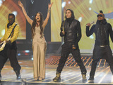 Black Eyed Peas get second week at US No.1
