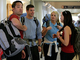 'The Amazing Race': Episode 1 recap