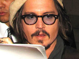 Depp: 'I love living the simple life'