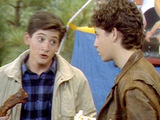 Kirk Cameron pays tribute to Andrew Koenig