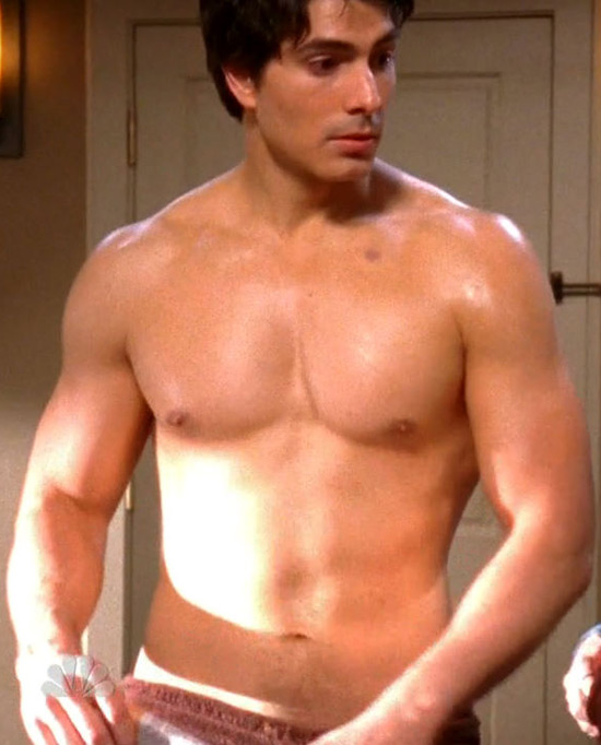 brandon routh workout - photo #14