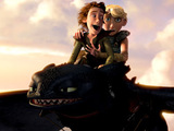 'Train Your Dragon' reclaims top spot at US BO
