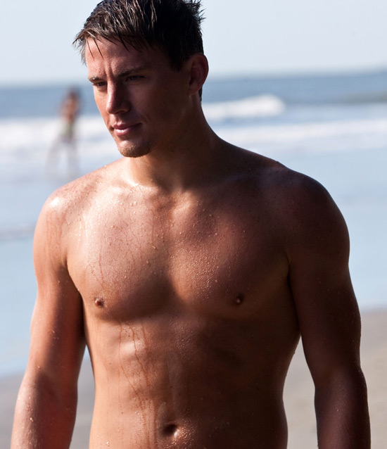 channing tatum shirtless. Shirtless pictures of Channing