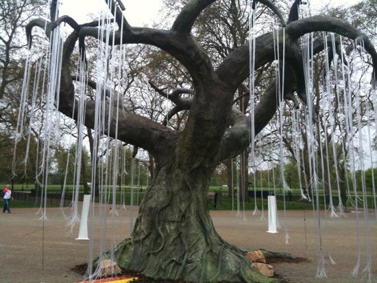 The Tree Of Souls    Avatar Tree