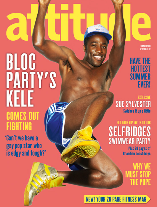 from Reuben kele bloc party gay