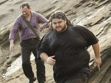 Ben and Hurley from Lost: The End