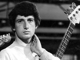 Pete Quaife, bassist for The Kinks