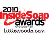 Inside Soap Awards 2010 logo