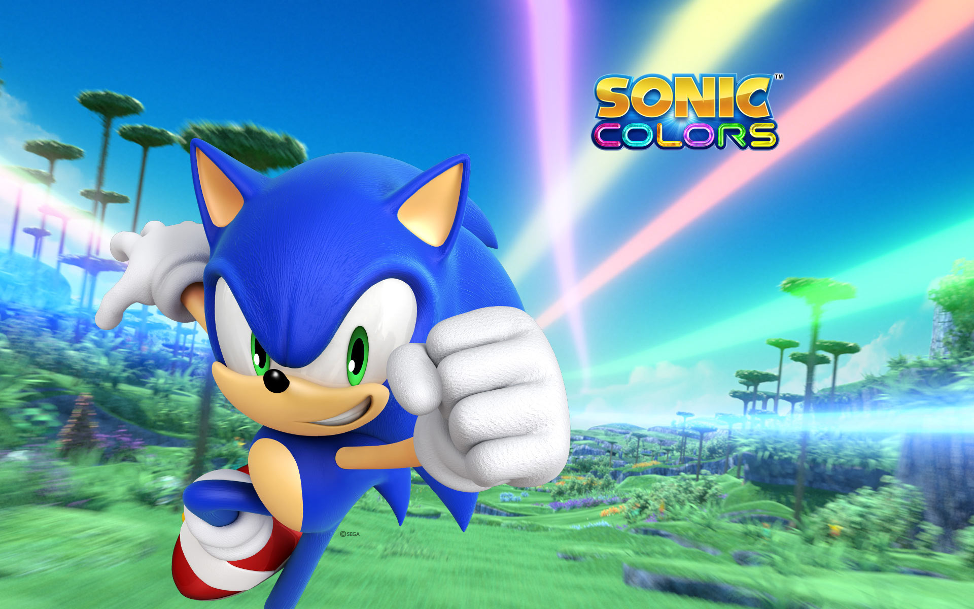 Sonic the Hedgehog HD Desktop Wallpaper for K Ultra HD TV