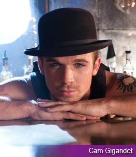 Cam Gigandet. Published Sunday, Dec 19 2010, 13:00 GMT. Cam Gigandet
