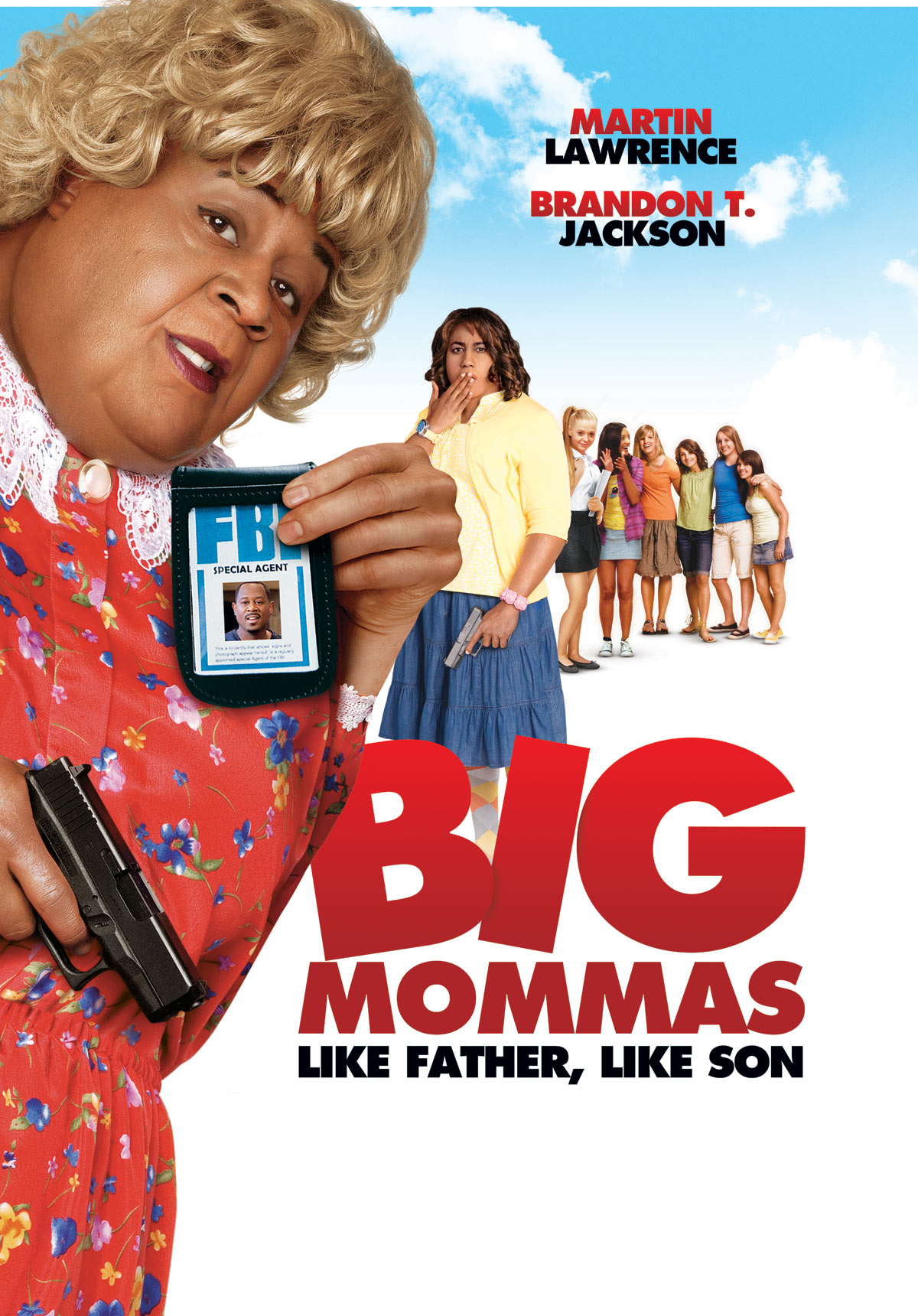 Big Momma's House movies in France