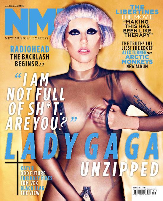 lady gaga. Check out Lady GaGa#39;s NME