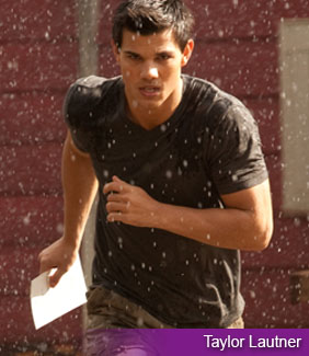 Taylor Lautner Sets The Record Straight On Gay