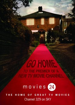 £1 million launch campaign for Movies 24