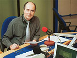 Radio 4's Nick Clarke dies, 58