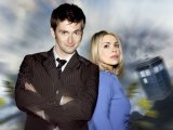 Tennant, Piper sign for third 'Doctor Who'
