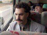 Borat film banned in Russia