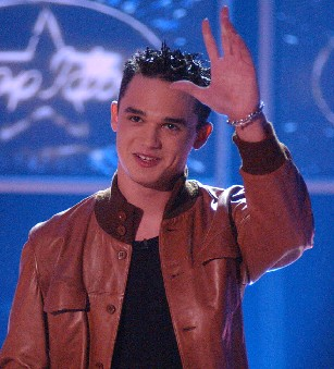 Pop Idol: Gareth to take on George Michael