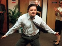 Gervais and 'Office' win Golden Globes