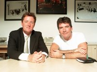 Piers Morgan: 'Love has changed Cowell'