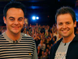 Ant and Dec scoop KCA hat-trick