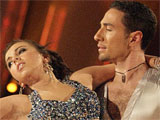 Louisa and Vincent eliminated from 'Strictly'