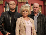 'EastEnders' sweeps board at British Soap Awards