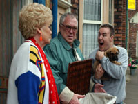 Corrie veterans to stay another year